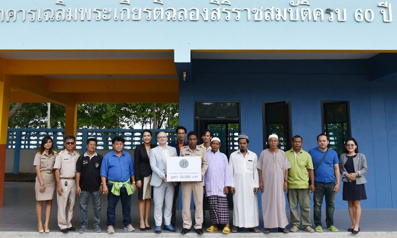 Sofitel Krabi Phokeethra lends a helping hand for children in Krabi