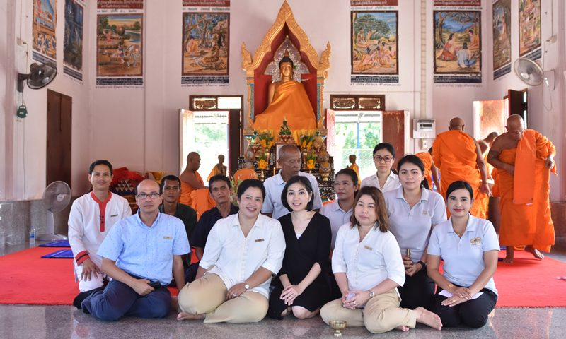 Buddhist Lent supported by The Vijitt