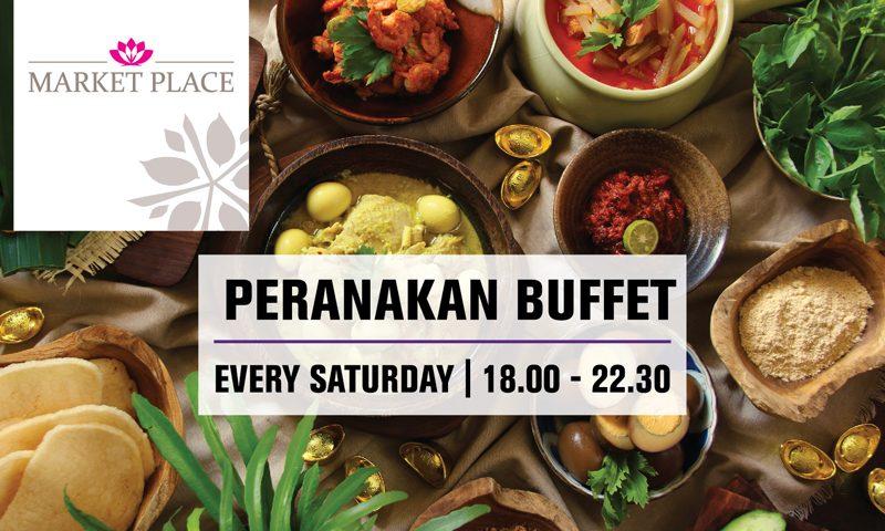 Peranakan Buffet – Experiences the taste of Peranakan world