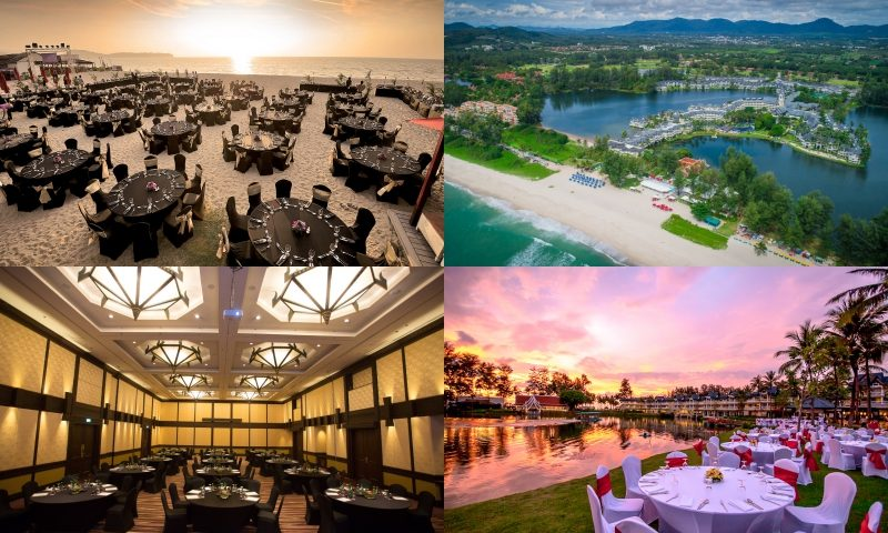 Unmatched Meeting Benefits with Angsana Laguna Phuket's Meet For More package