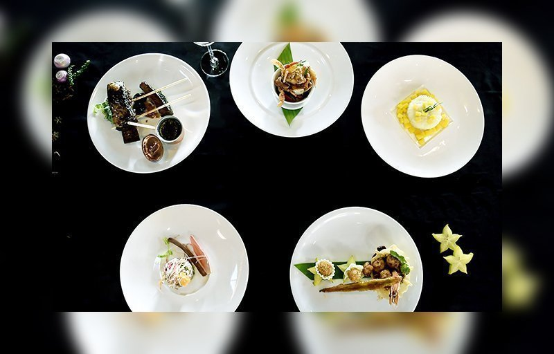 Monsoon Valley Dinner @ Ginja Taste Restaurant, JW Marriott Phuket Resort & Spa