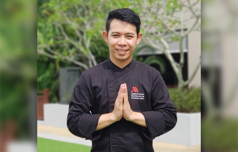 Worakan Singha - Executive Sous Chef at Phuket Marriott Resort and Spa, Nai Yang Beach