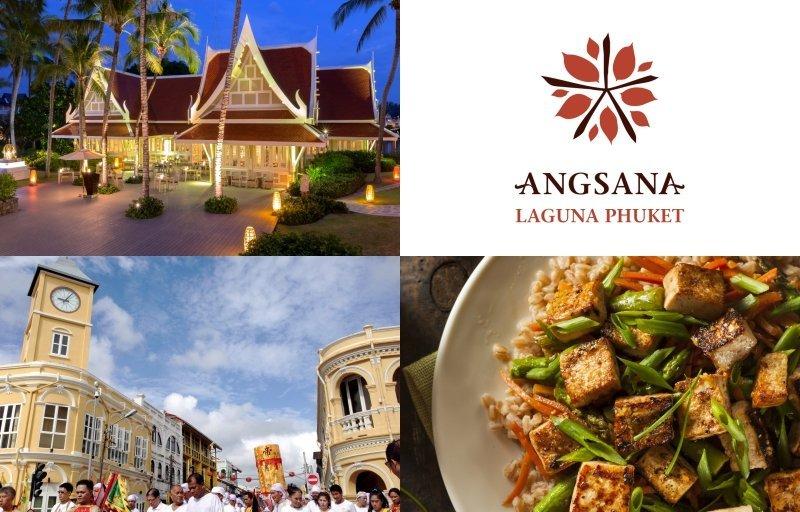 Angsana Laguna Phuket entices Phuket Vegetarian Festival visitors