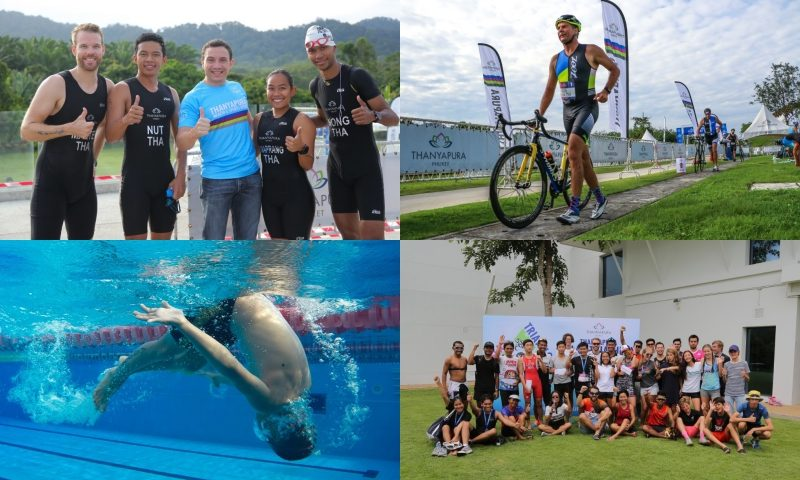 Thanyapura Hosts Its Second Mixed Relay Triathlon