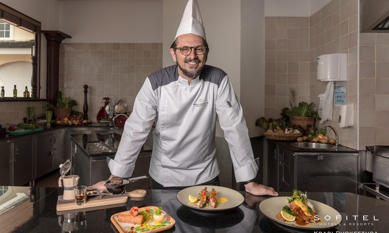 Sample authentic Italian specialties with Venezia's new menu Fresh dishes include both savoury and sweet treats