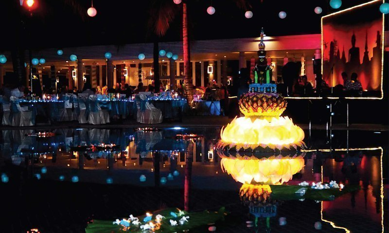 Amari Phuket organises unique day and night Loy Krathong Festival