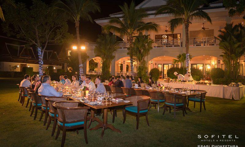 Sofitel Krabi Phokeethra Golf & Spa Resort hosts Sofitel Wine Days and Wine Class