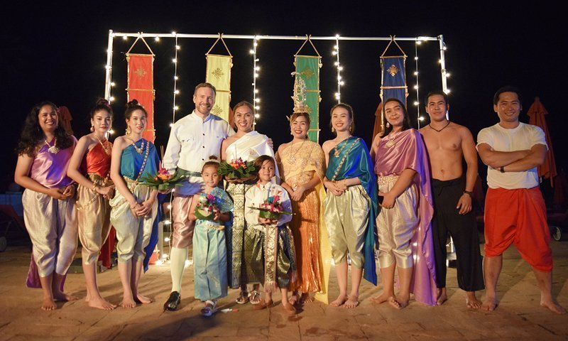 JW Marriott Phuket Resort & Spa Celebrated The Loy Krathong Festival 2018
