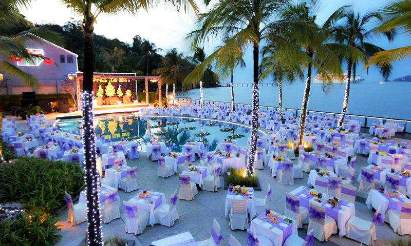 Ring in 2019 with the of New Year's Eve celebration at Amari Phuket