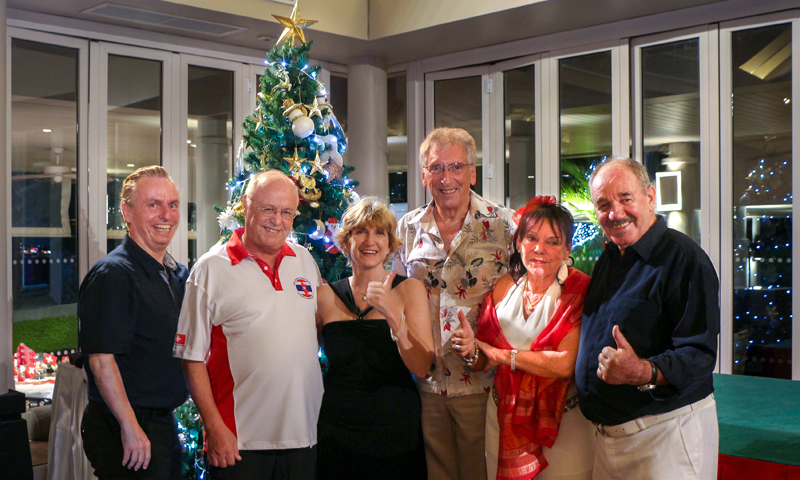 The Swiss society in Phuket celebrations Christmas at Amari Phuket