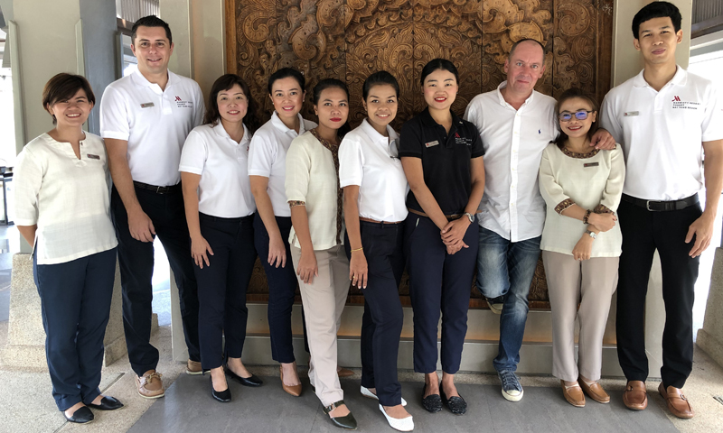 Phuket Marriott Resort and Spa, Nai Yang Beach Reflects on Highly Successful and Sustainable Year