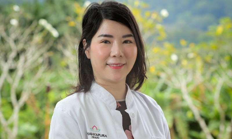 Dr. Maytinee Pajongrak, joined the medical specialist team at Thanyapura in December 2018