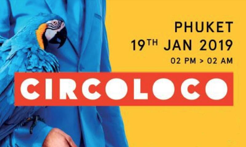 Circoloco at Baba Beach Club Phuket