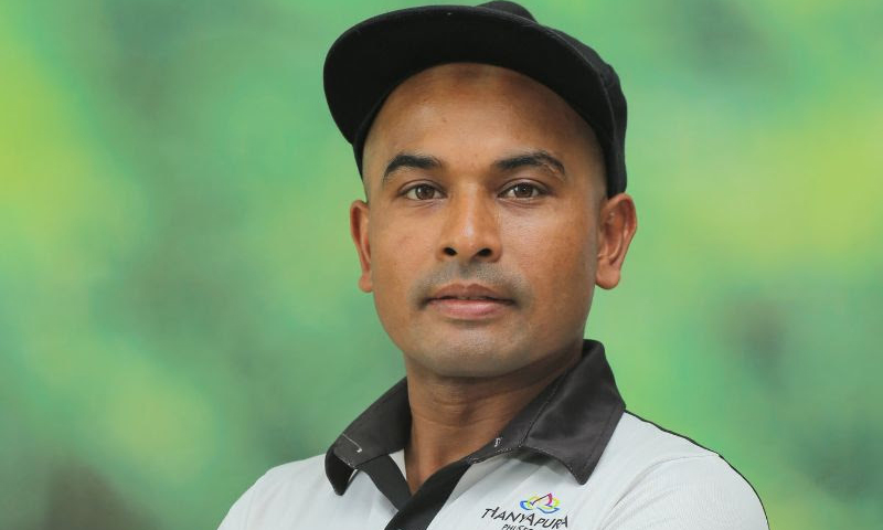 Mr. Madhurjya Borah, an expert coach in triathlon and swimming