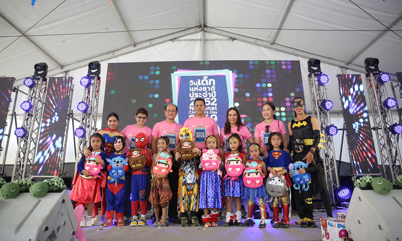 Thousands Joined 2019 Children's Day Celebration at Laguna Phuket