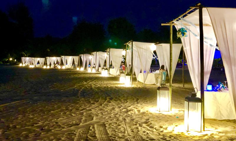 Phuket Marriott Resort and Spa, Nai Yang Beach Creates Exquisite Valentine's Evening