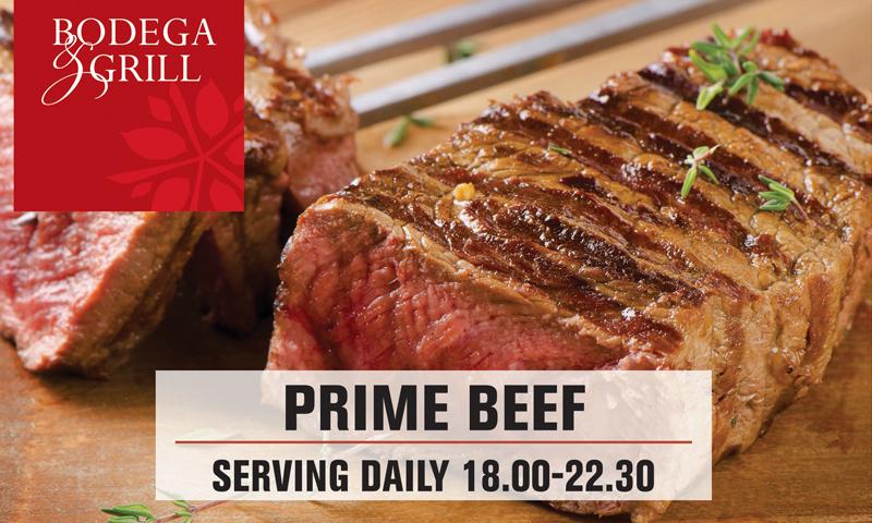 PRIME BEEF, Bodega & Grill Restaurant