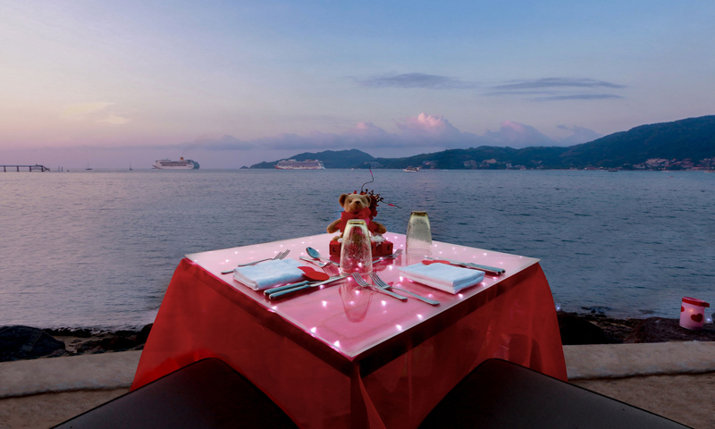 Indulge in a Romantic Valentine's Day at Amari Phuket