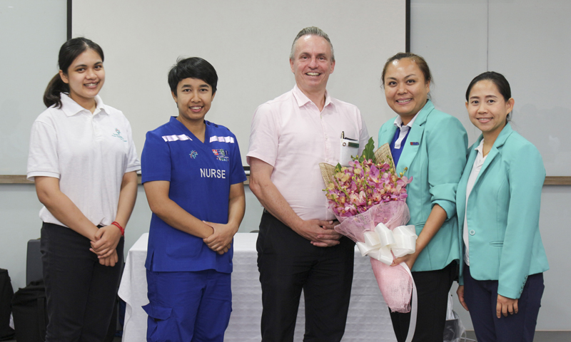 Amari Phuket organises annual First AID and CPR Training