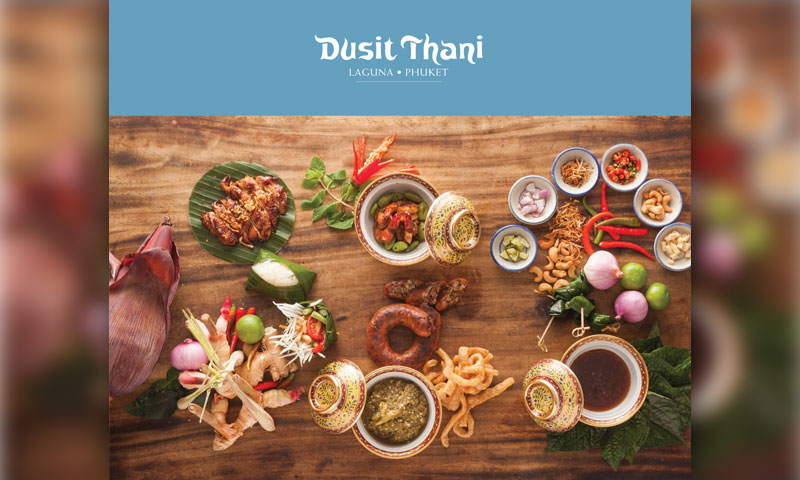 Songkran Buffet Dinner, Dusit Thani Laguna Phuket