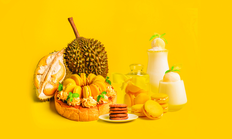 Calling all Durian-Holics! at Novotel Phuket Phokeethra