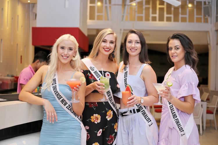 Host Dinner at XANA beach club on 24th May 2019