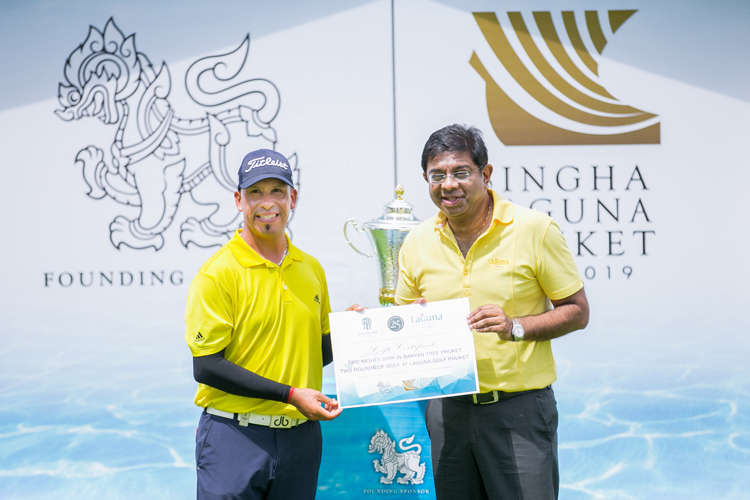 Triumphant Carballo Prevails in Three-way Playoff in Phuket