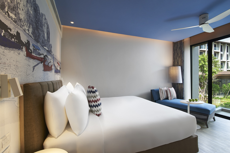 Offering simplicity with a twist, a lively location and great sleep,