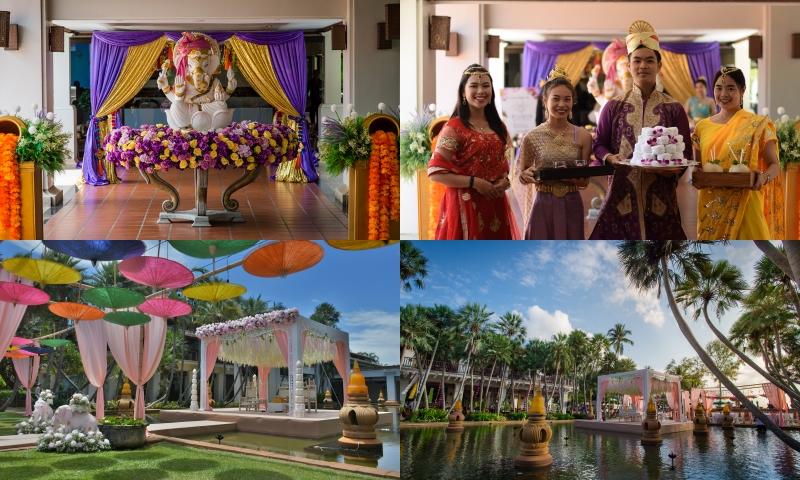 "TAT hosts Indian wessing symposium & B2B session 2019 ""Bride & Groom Make Andaman Bloom"" @ JW Marriott Phuket Resort & Spa"