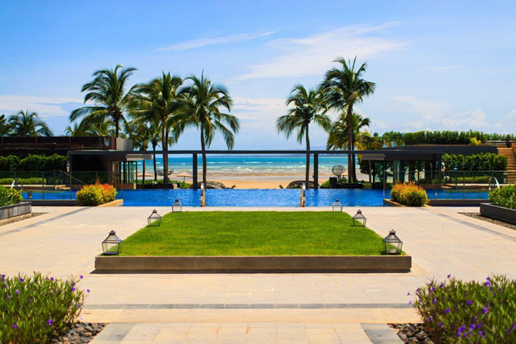 Maximize Your Beachfront Break with an Andaman All-Inclusive Package at Phuket Marriott Resort and Spa, Nai Yang Beach