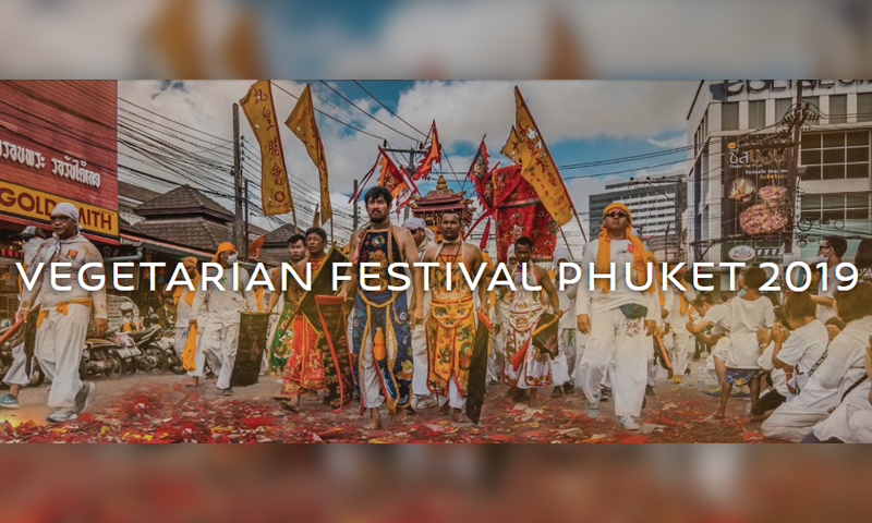 Vegetarian Festival Phuket 2019 – New Offer! at Novotel Phuket Phokeethra