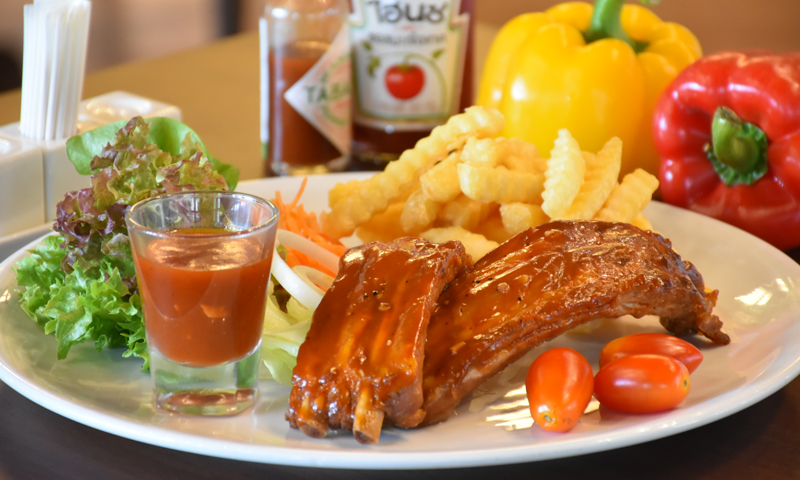 "Promotion: Taste of ""BBQ Pork Spare Ribs"", Deevana Patong Resort & Spa"