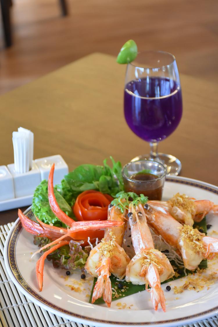 "Promotion: Taste of ""Shrimp Garlic & Pepper"", Deevana Patong Resort & Spa"