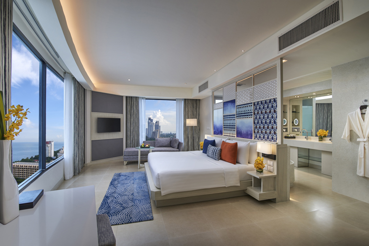 Discover the all-new Amari Pattaya Amari Pattaya unveils a contemporary new look with enhanced facilities, making it an ideal base for family gatherings, business and leisure travel.