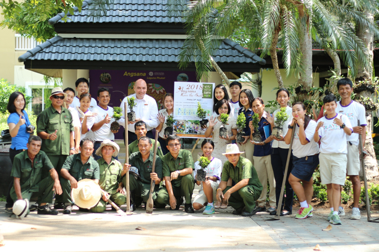 Angsana Laguna Phuket Awarded the 2019 Best Sustainable Hotel