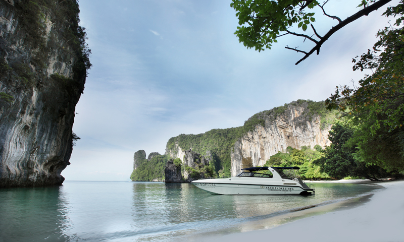 Signature Tour Experience: Hong Island by Luxury Speedboat at Sofitel Krabi