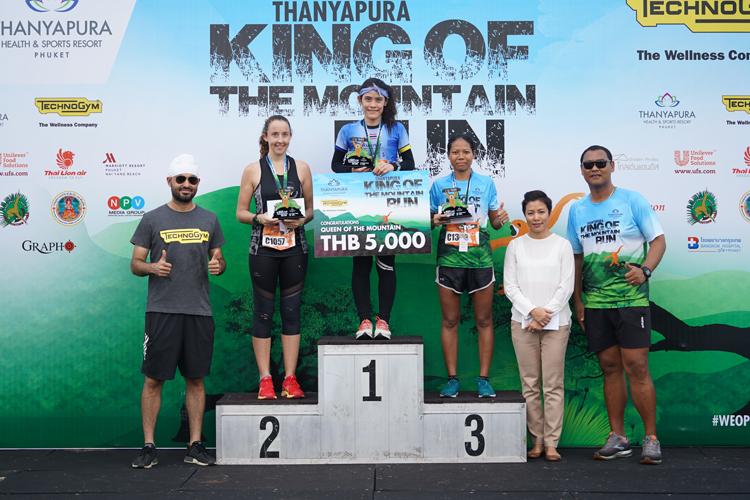 "Phuket Marriott Resort and Spa, Nai Yang Beach sponsors Thanyapura's fifth ""King of the Mountain"" event"
