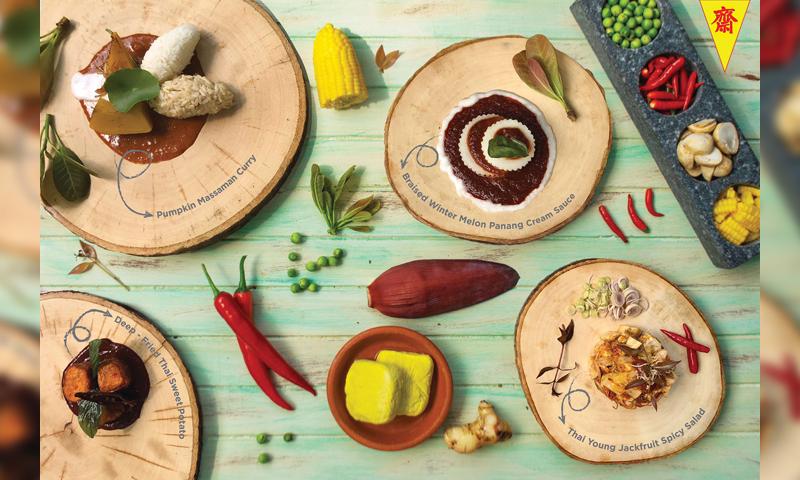 Vegetarian Festival Celebration @ JW Marriott Phuket Resort & Spa