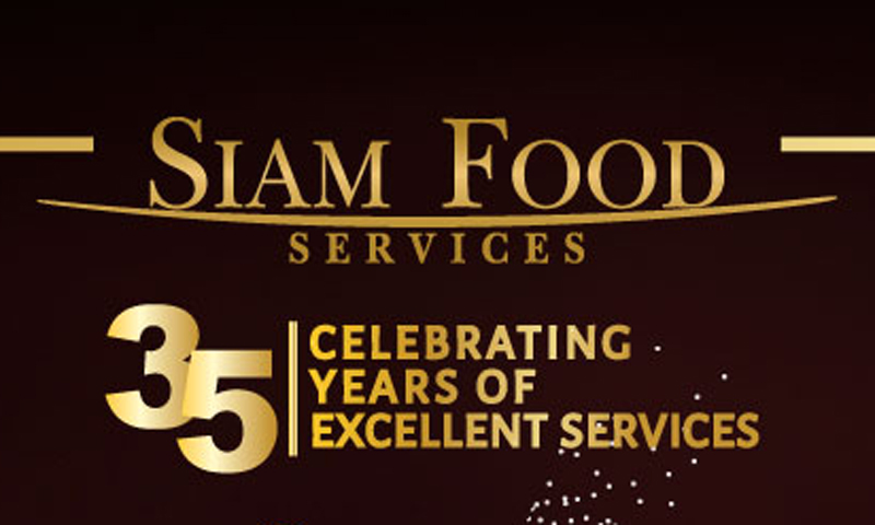 "Siam Food Service Limited celebrate ""The 35th Anniversary"""