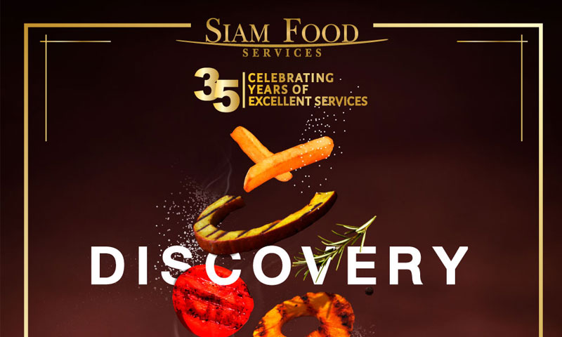 The 35th years of Siam Food Service
