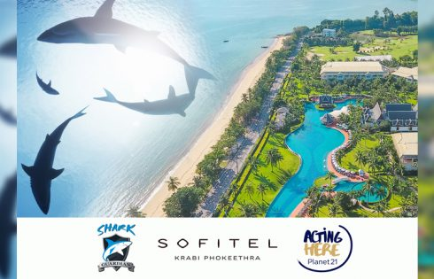 Sofitel Krabi will host a CSR activity to raise awareness about the importance of sharks in our ecosystem