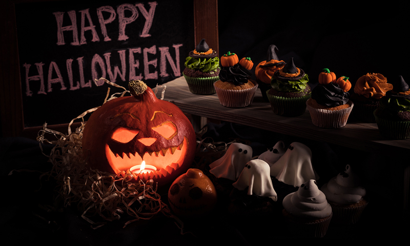 Trick or Treat and Spooktacular Halloween Celebration at JW Marriott Phuket Resort & Spa