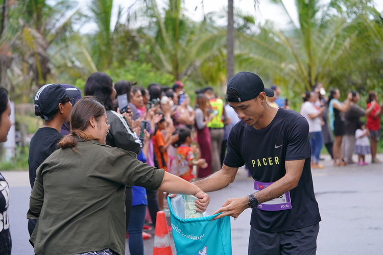"Laguna Phuket Hosts Massive ""Kao Kon La Kao"" Charity Run Largest Ever Mass Participation Mini-Marathon Event in the South of Thailand"