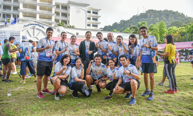 SKP RUN 2019 at Stree Phuket School