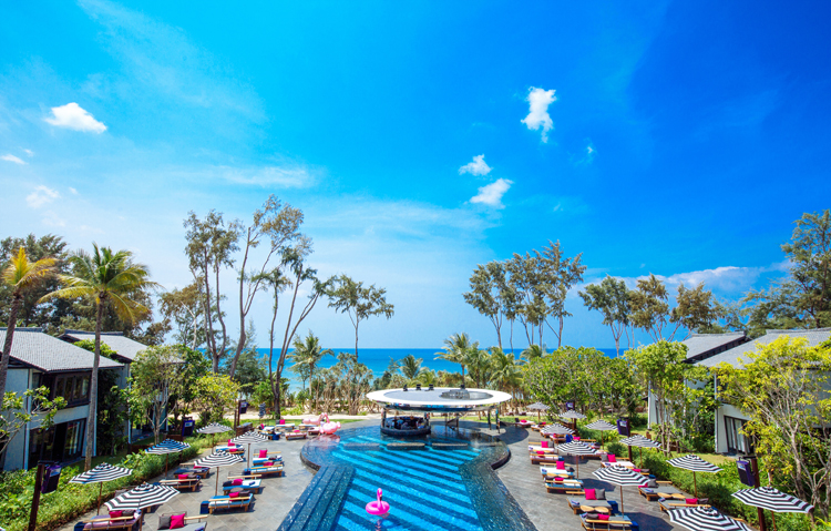 Sunday Roast at Sri panwa & Baba Beach Club Phuket