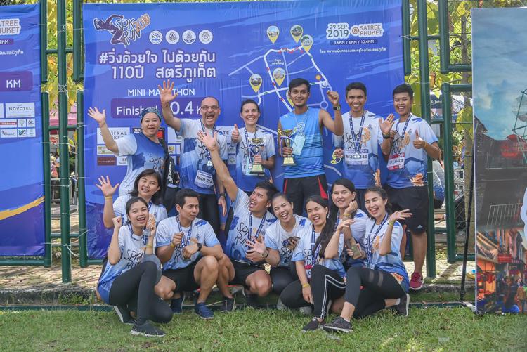 SKP RUN 2019 at Stree Phuket School