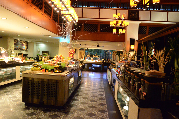 Trick or Treat and Spooktacular Halloween Celebration at JW Marriott Phuket Resort & Spa