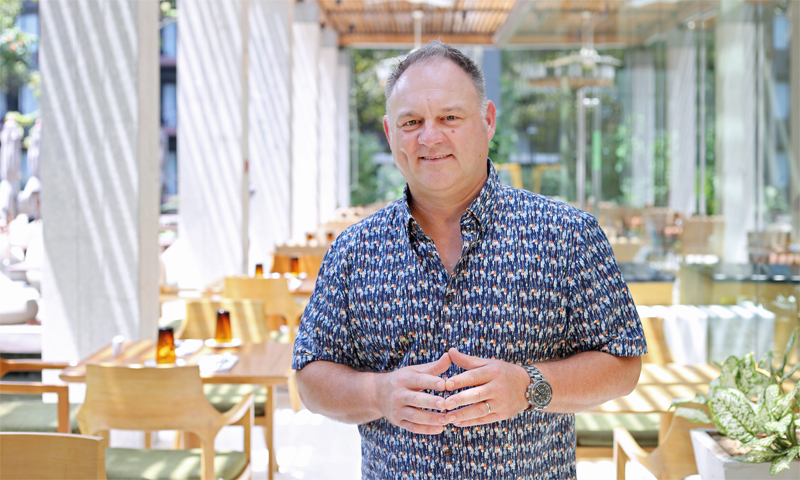Renaissance Phuket announces the appointment of Brad Edman