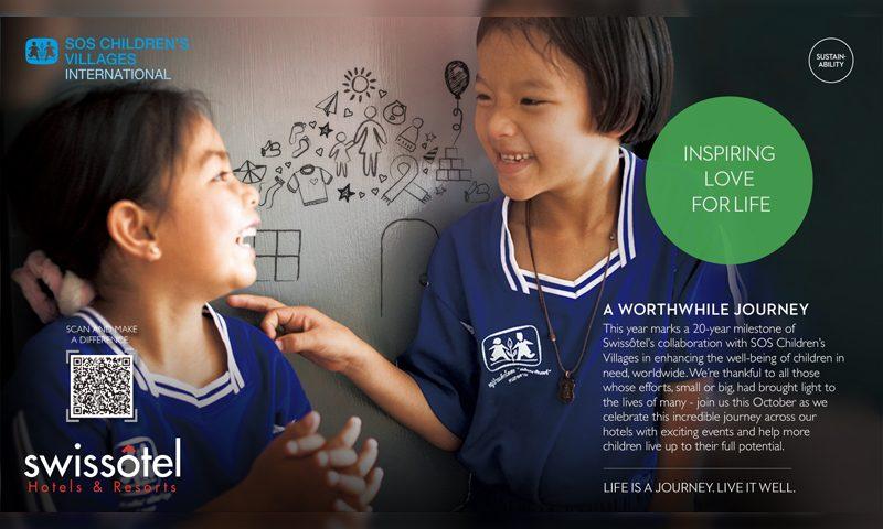 Kids eat free at Swissôtel Resort Phuket Patong Beach in October