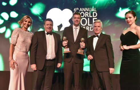 Laguna Golf Phuket and Banyan Tree Phuket Shine at  World Golf Awards 2019